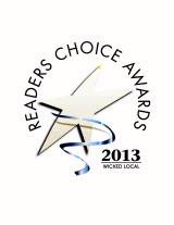 Readers Choice 2013 logo